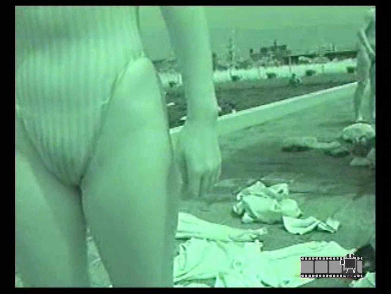 赤外線で水着盗撮 盗撮大放出 ヌード画像 40連発 9