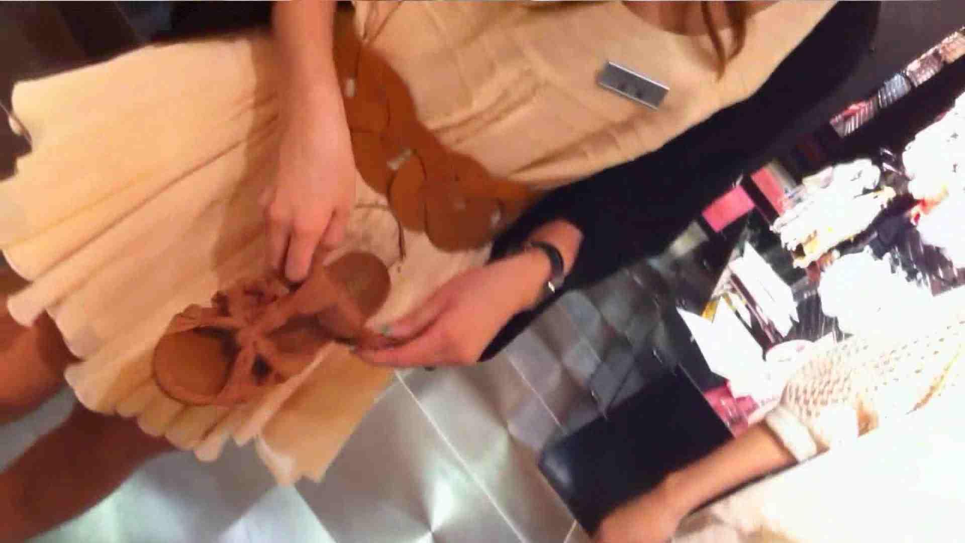 可愛いカリスマ店員限定‼胸チラ&パンチラ vol.10 お姉さんの胸チラ 盗撮画像 56連発 35