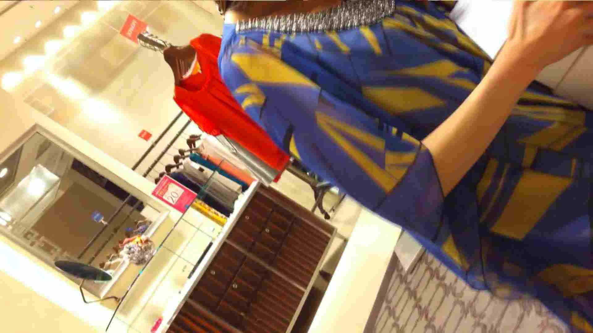 可愛いカリスマ店員限定‼胸チラ&パンチラ vol.17 お姉さんの胸チラ のぞき動画キャプチャ 96連発 47