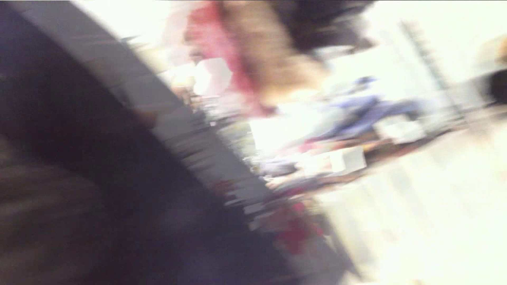 vol.34 美人アパレル胸チラ&パンチラ メガネ属性っていいよね♥ お姉さんの胸チラ アダルト動画キャプチャ 48連発 5
