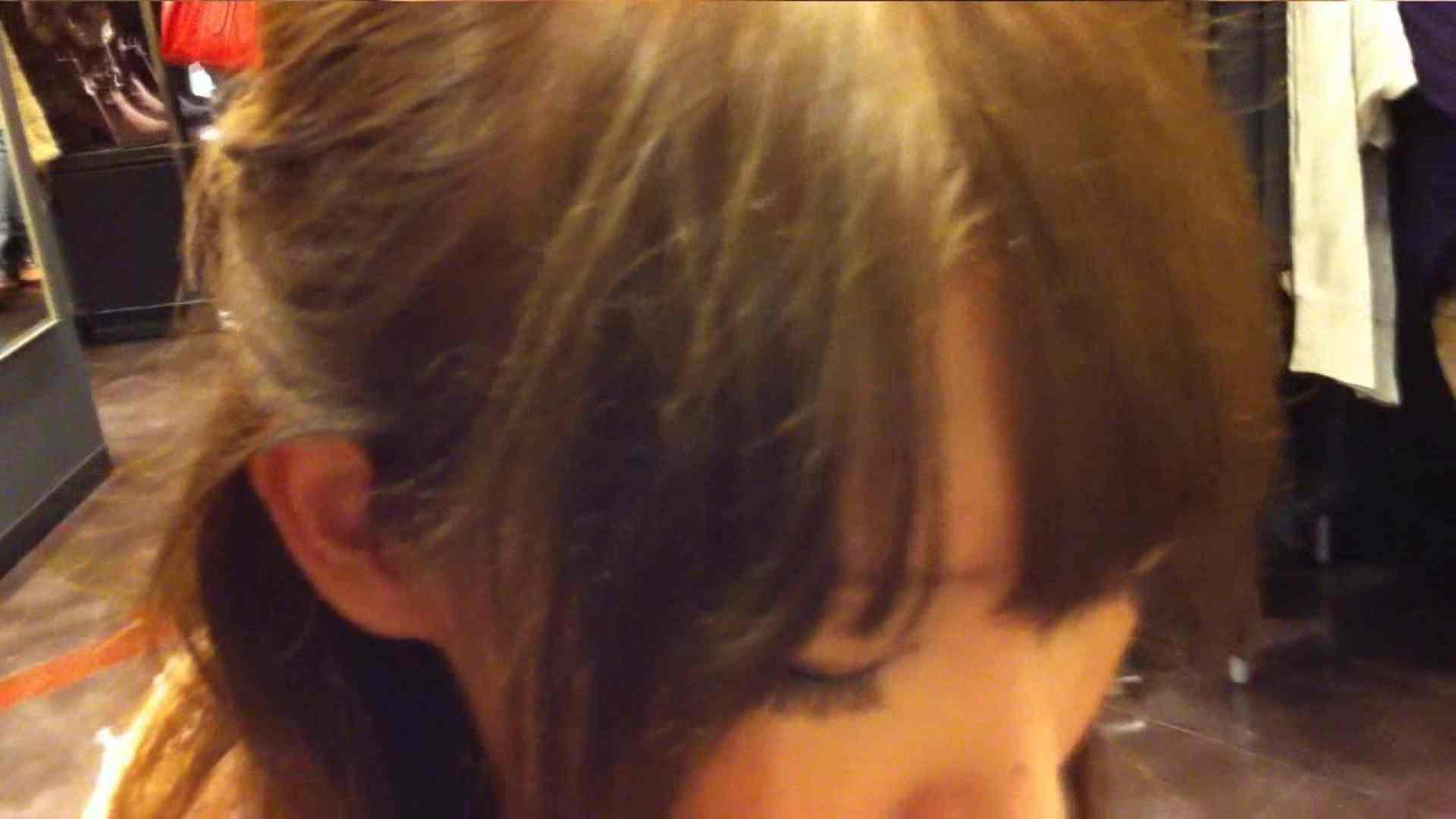 vol.36 美人アパレル胸チラ&パンチラ ポニテ(゚∀゚)キタコレ!! 接写 ヌード画像 44連発 4