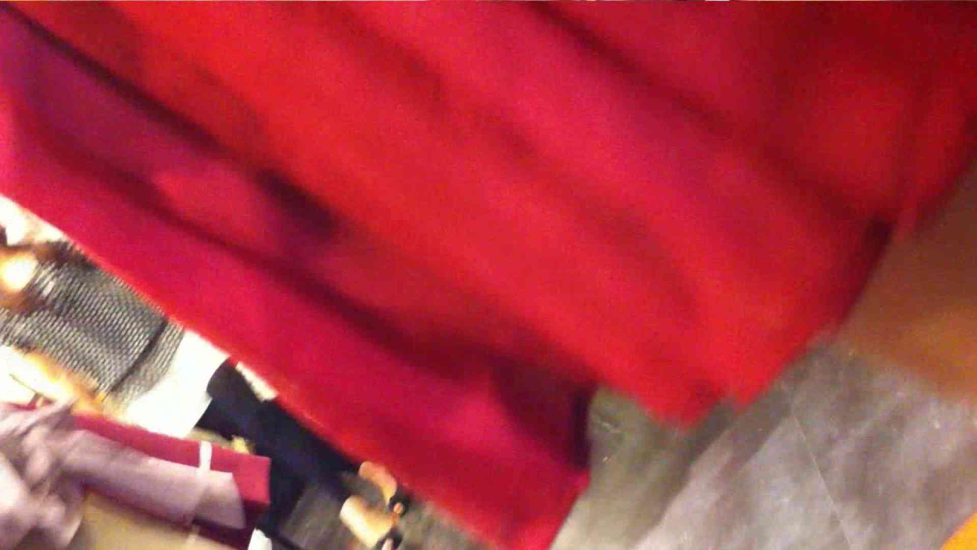 vol.36 美人アパレル胸チラ&パンチラ ポニテ(゚∀゚)キタコレ!! 接写 ヌード画像 44連発 11