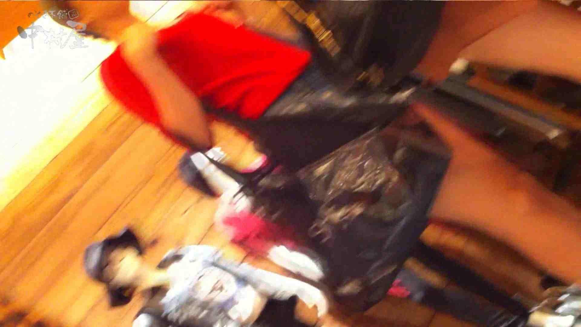 vol.75 美人アパレル胸チラ&パンチラ きれいな髪のおねーさんはド派手パンツ チラ ヌード画像 86連発 3