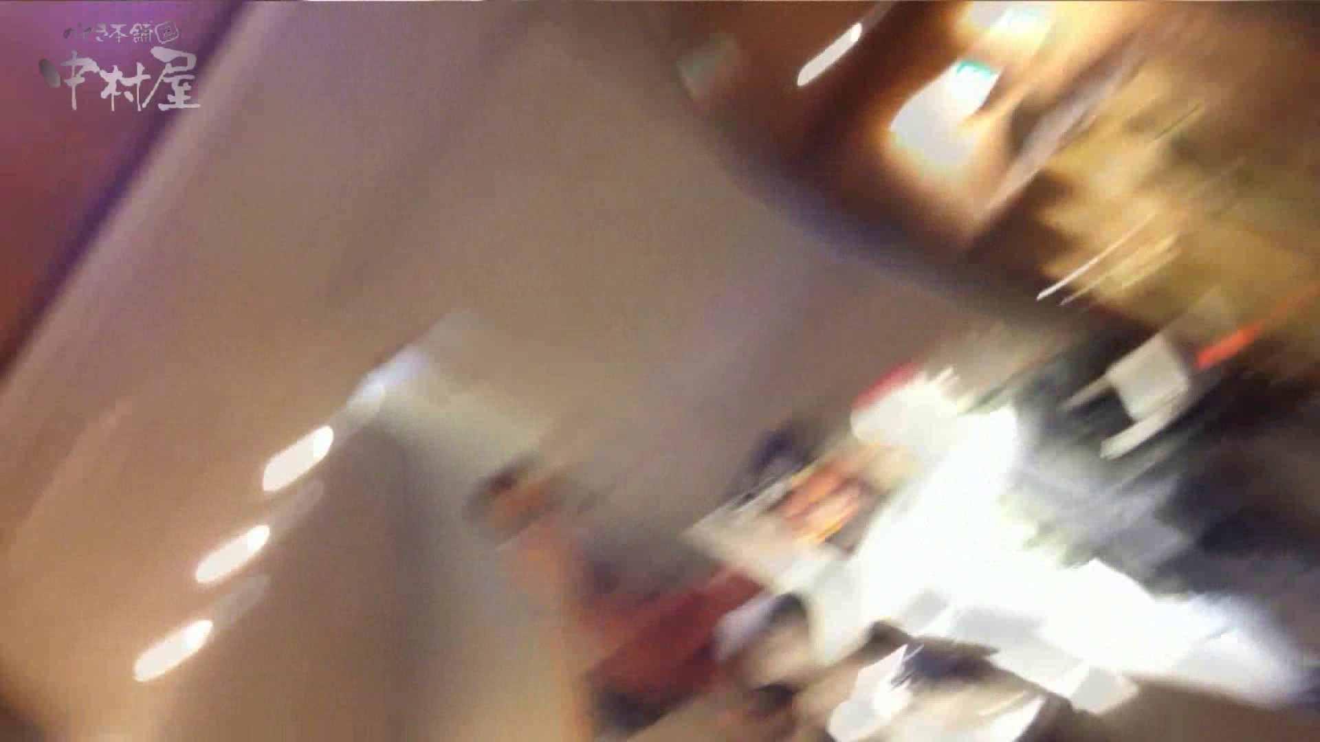 vol.75 美人アパレル胸チラ&パンチラ きれいな髪のおねーさんはド派手パンツ チラ ヌード画像 86連発 48