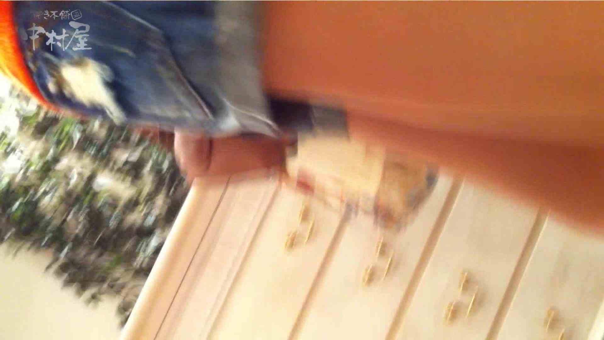 vol.75 美人アパレル胸チラ&パンチラ きれいな髪のおねーさんはド派手パンツ パンツ 戯れ無修正画像 86連発 50
