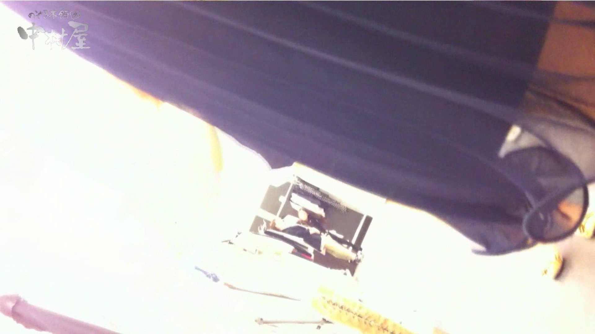 vol.75 美人アパレル胸チラ&パンチラ きれいな髪のおねーさんはド派手パンツ パンチラ ぱこり動画紹介 86連発 76