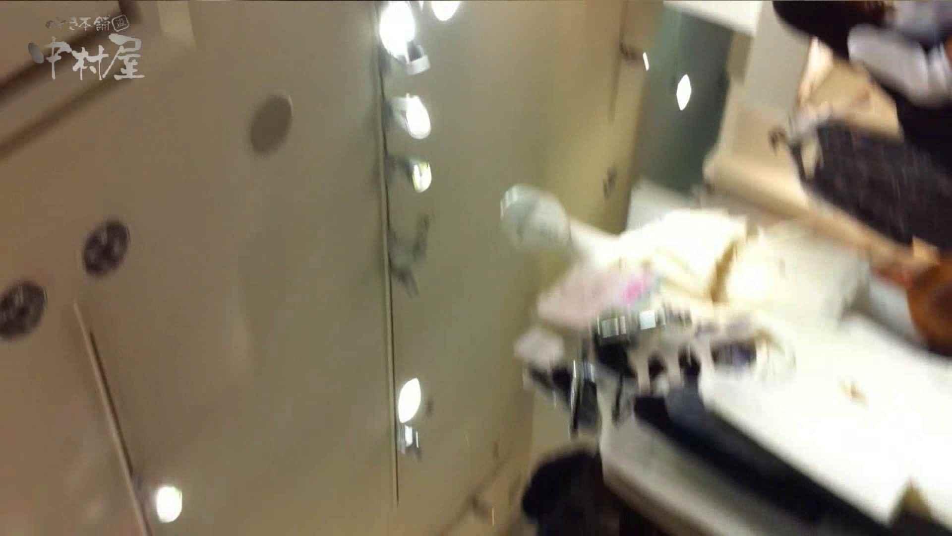 vol.75 美人アパレル胸チラ&パンチラ きれいな髪のおねーさんはド派手パンツ 0  86連発 81
