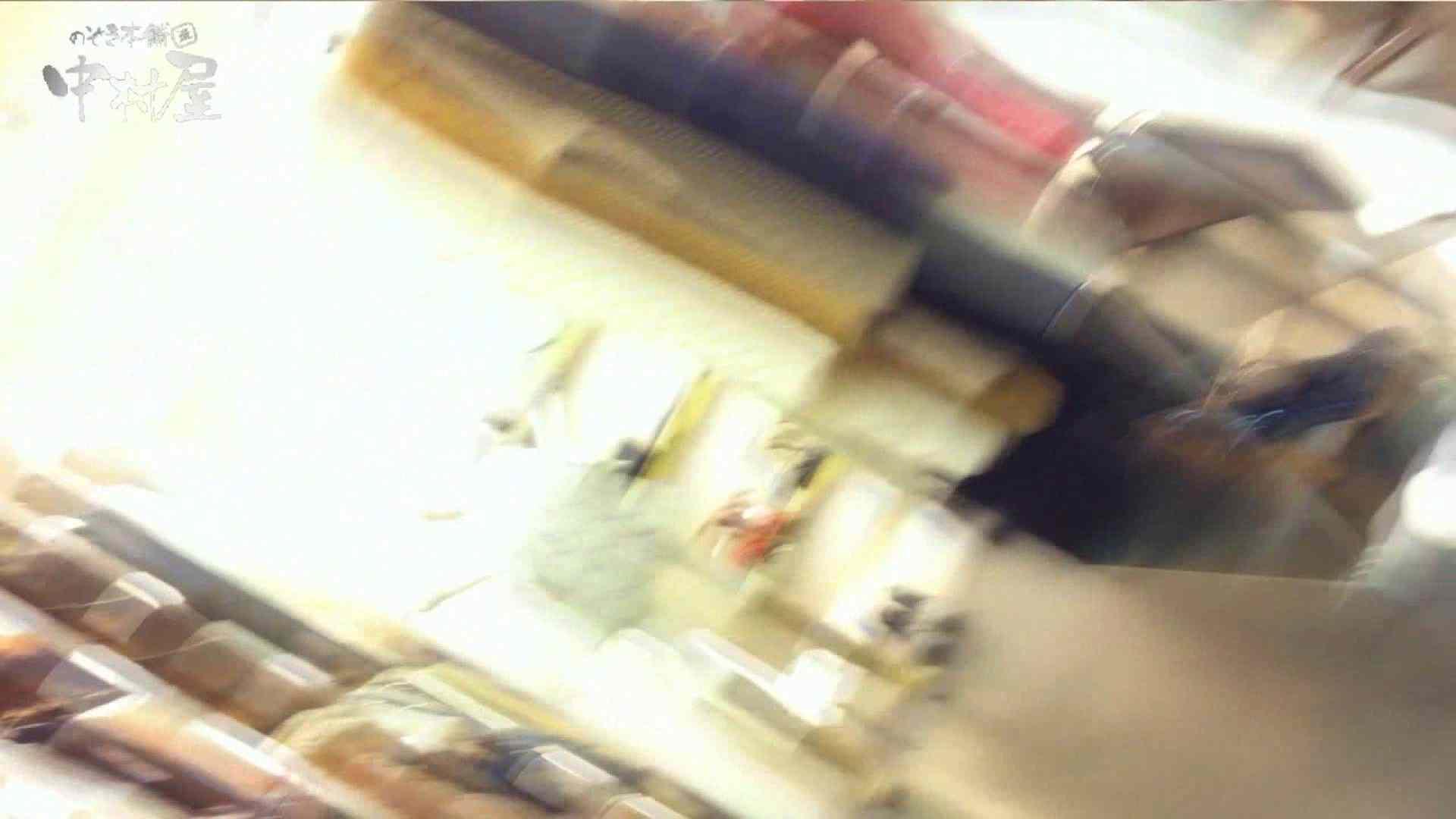 vol.75 美人アパレル胸チラ&パンチラ きれいな髪のおねーさんはド派手パンツ いやらしいOL 戯れ無修正画像 86連発 83