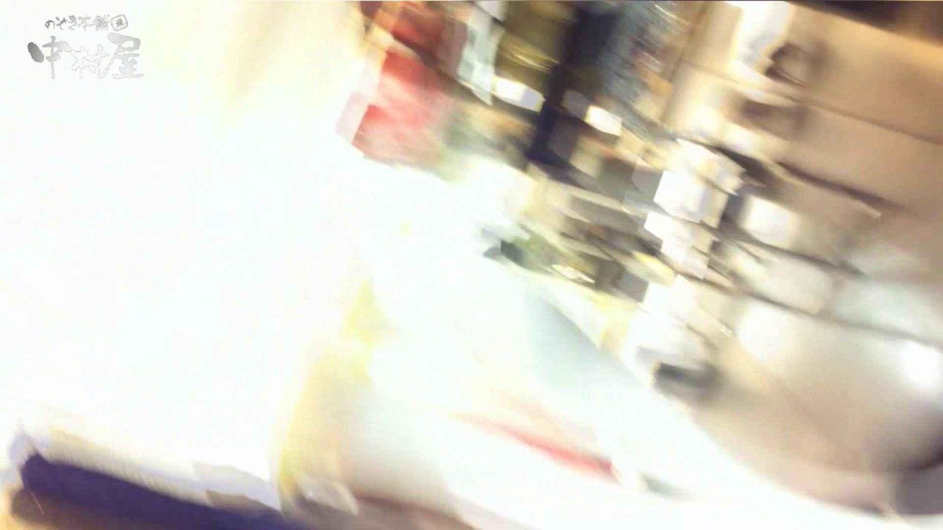 vol.75 美人アパレル胸チラ&パンチラ きれいな髪のおねーさんはド派手パンツ パンチラ ぱこり動画紹介 86連発 85