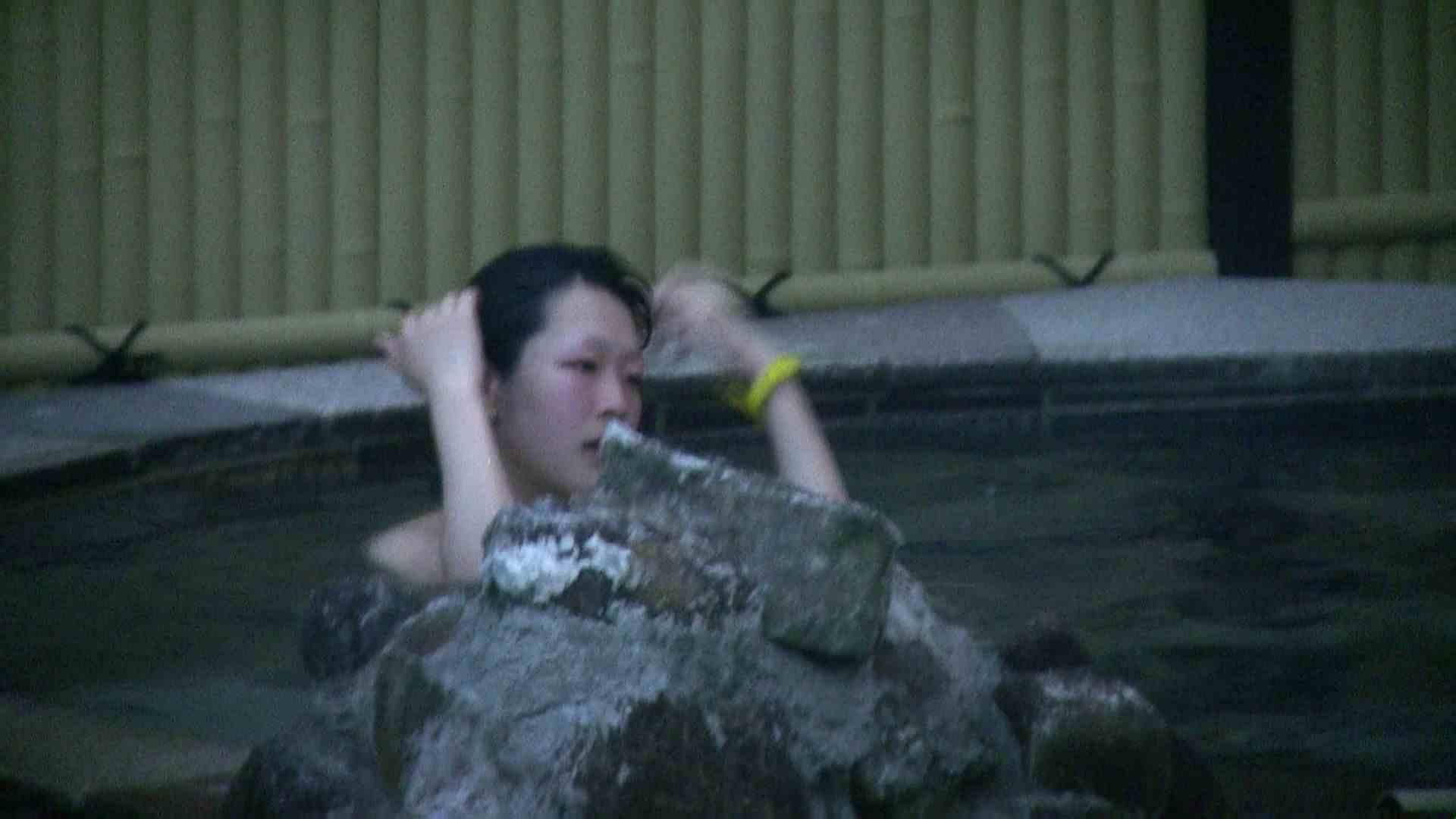 Aquaな露天風呂Vol.05【VIP】 いやらしいOL 女性器鑑賞 65連発 14