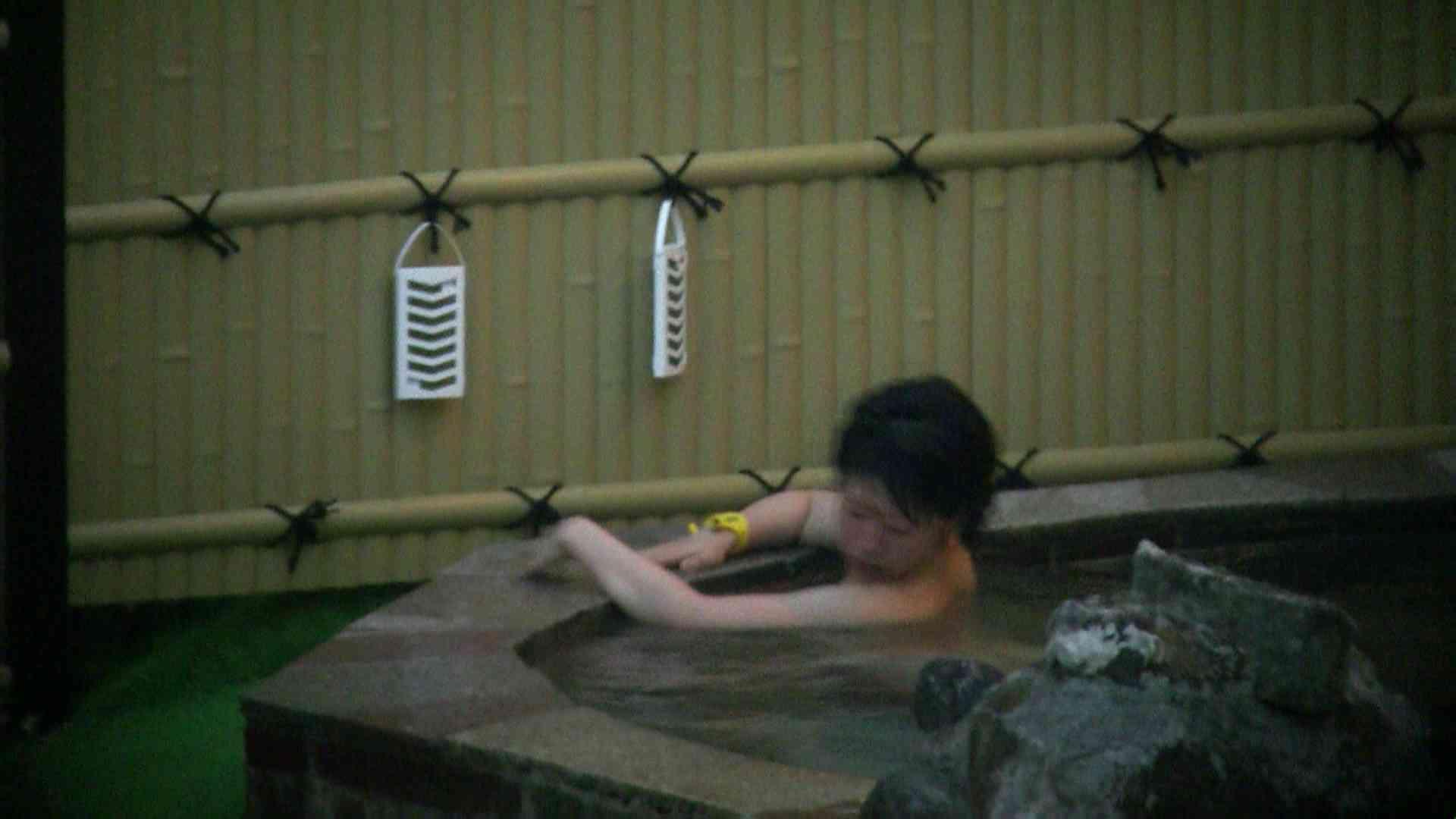 Aquaな露天風呂Vol.05【VIP】 いやらしいOL 女性器鑑賞 65連発 26