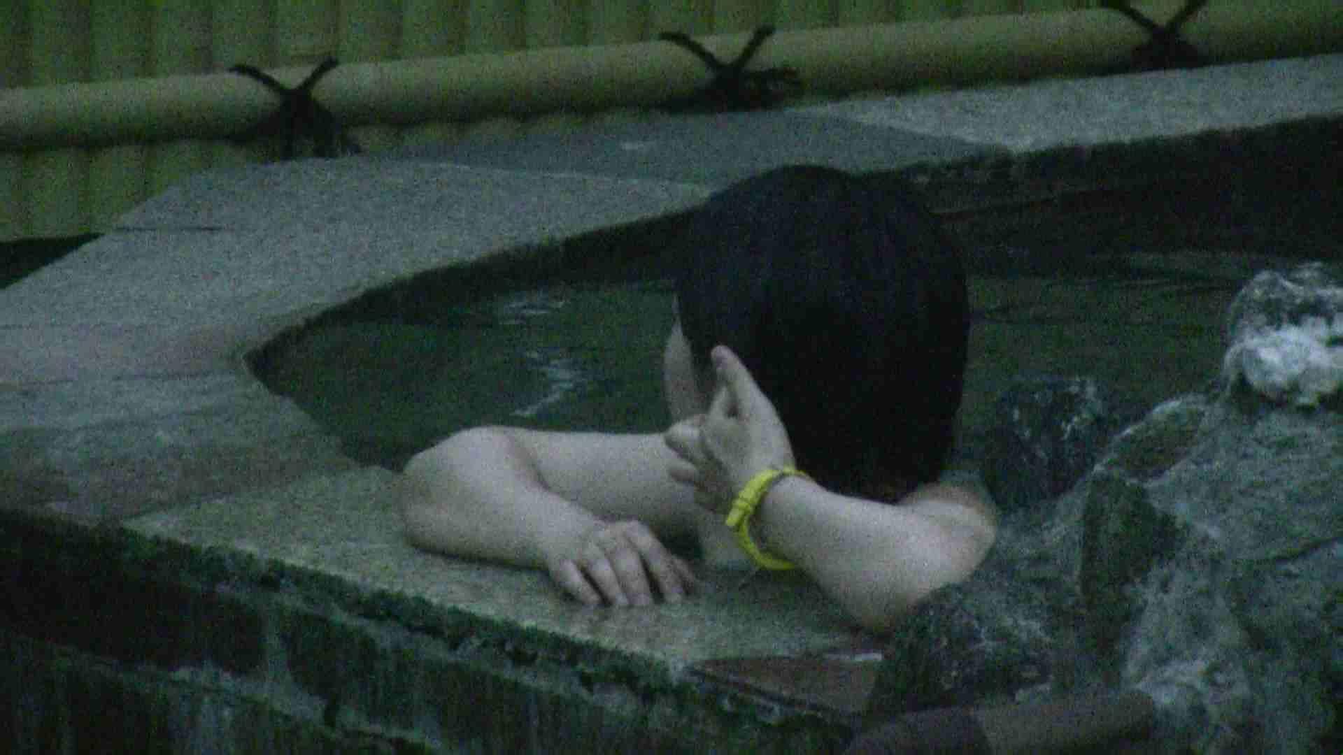 Aquaな露天風呂Vol.05【VIP】 いやらしいOL 女性器鑑賞 65連発 50