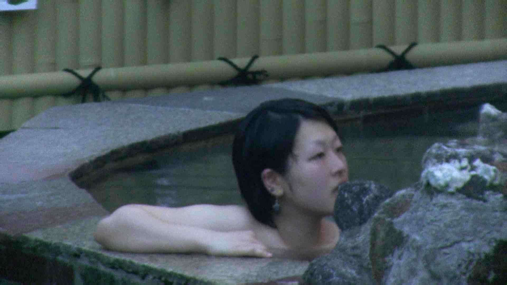 Aquaな露天風呂Vol.05【VIP】 いやらしいOL 女性器鑑賞 65連発 54