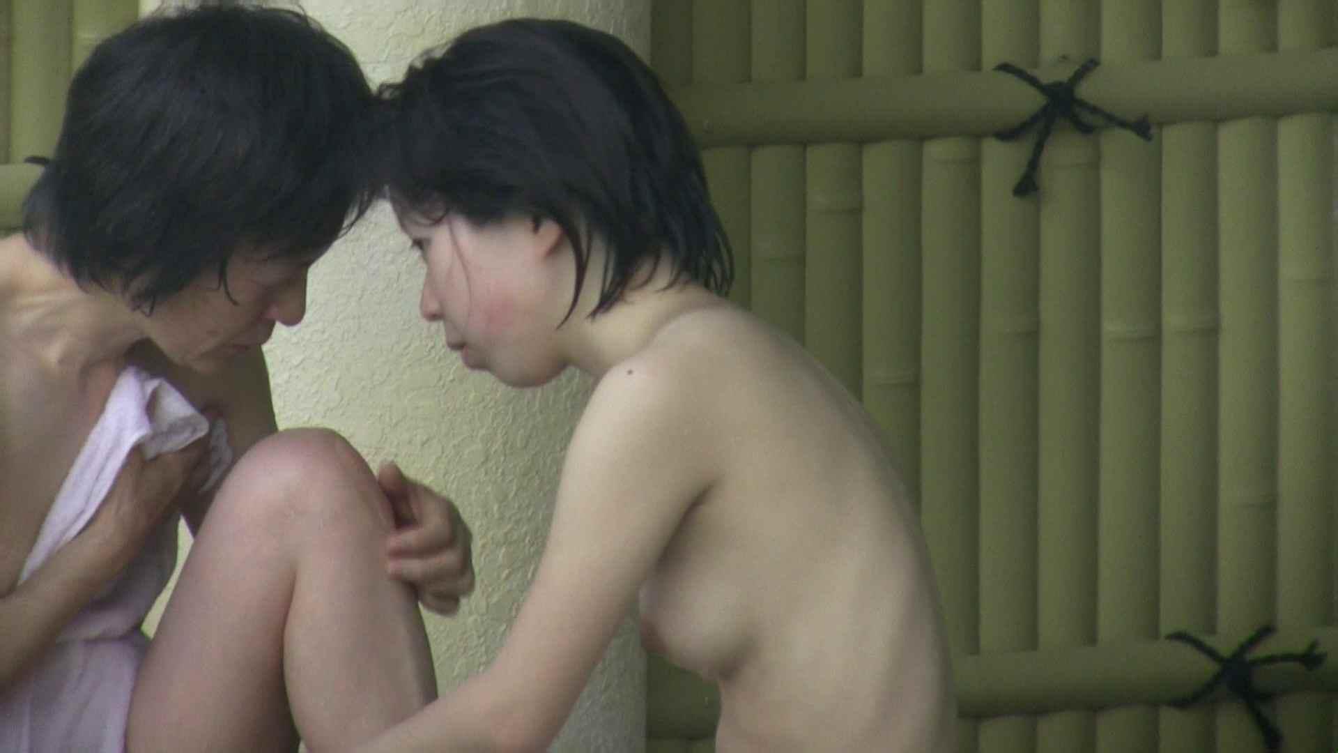 Aquaな露天風呂Vol.06【VIP】 いやらしいOL 性交動画流出 96連発 22