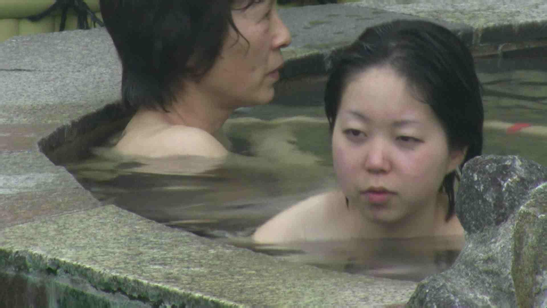 Aquaな露天風呂Vol.06【VIP】 いやらしいOL 性交動画流出 96連発 37