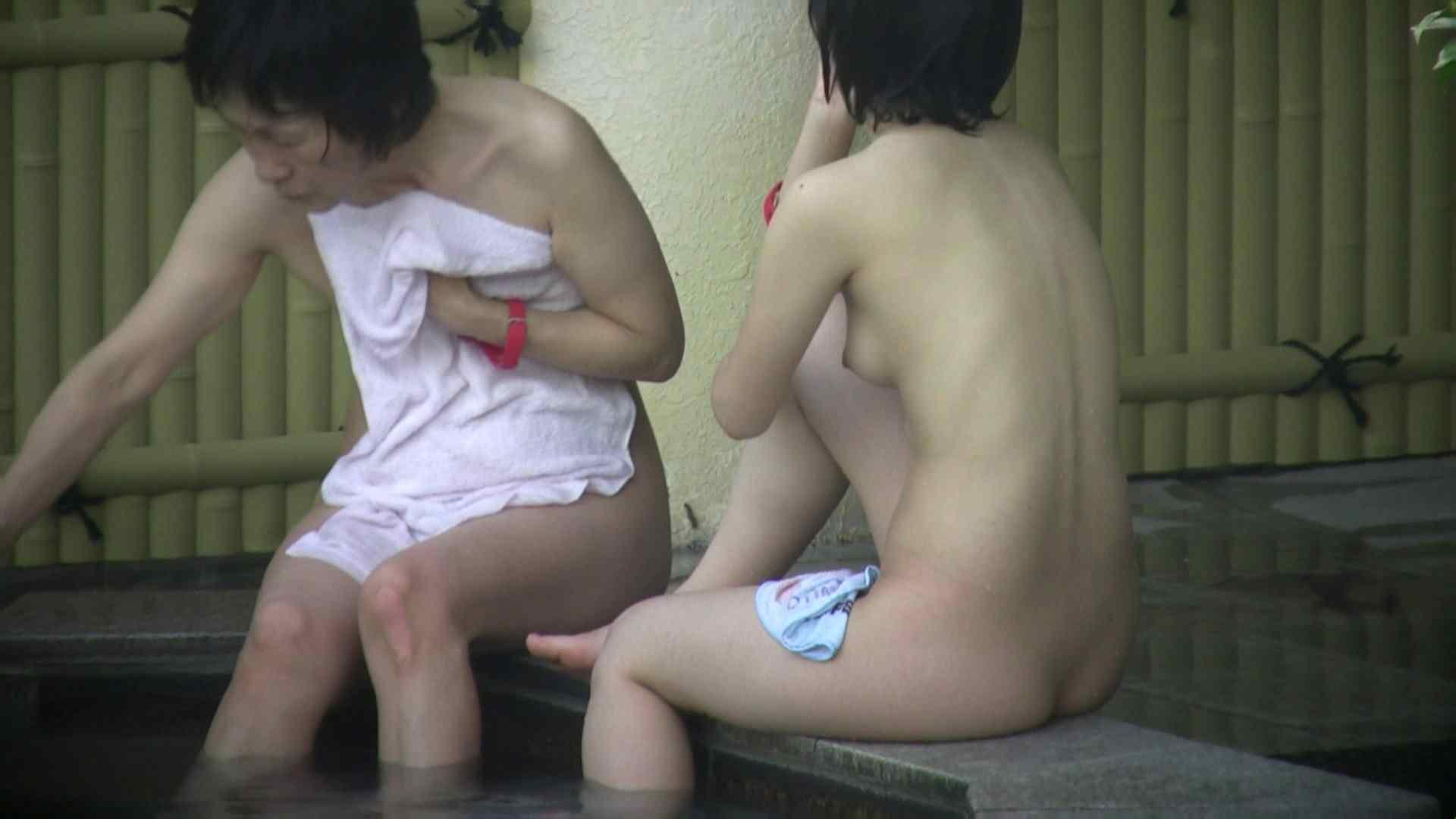 Aquaな露天風呂Vol.06【VIP】 露天 おめこ無修正画像 96連発 64