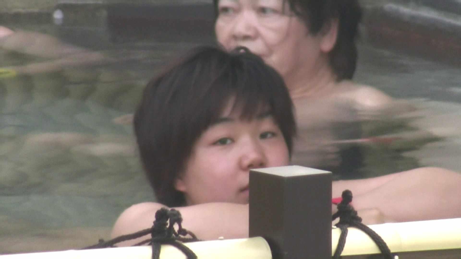 Aquaな露天風呂Vol.53【VIP限定】 いやらしいOL おめこ無修正画像 68連発 22