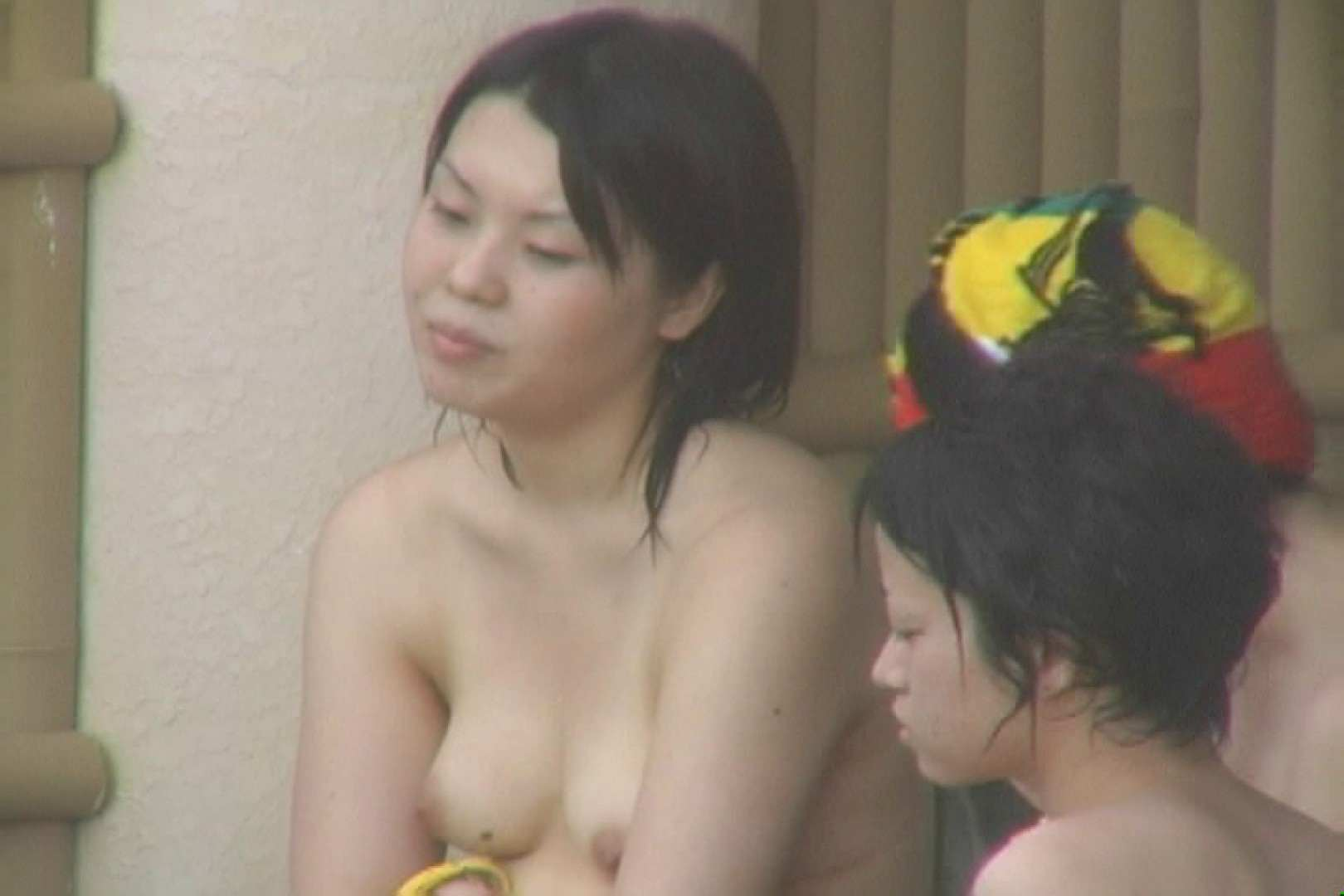 Aquaな露天風呂Vol.61【VIP限定】 いやらしいOL エロ無料画像 89連発 18