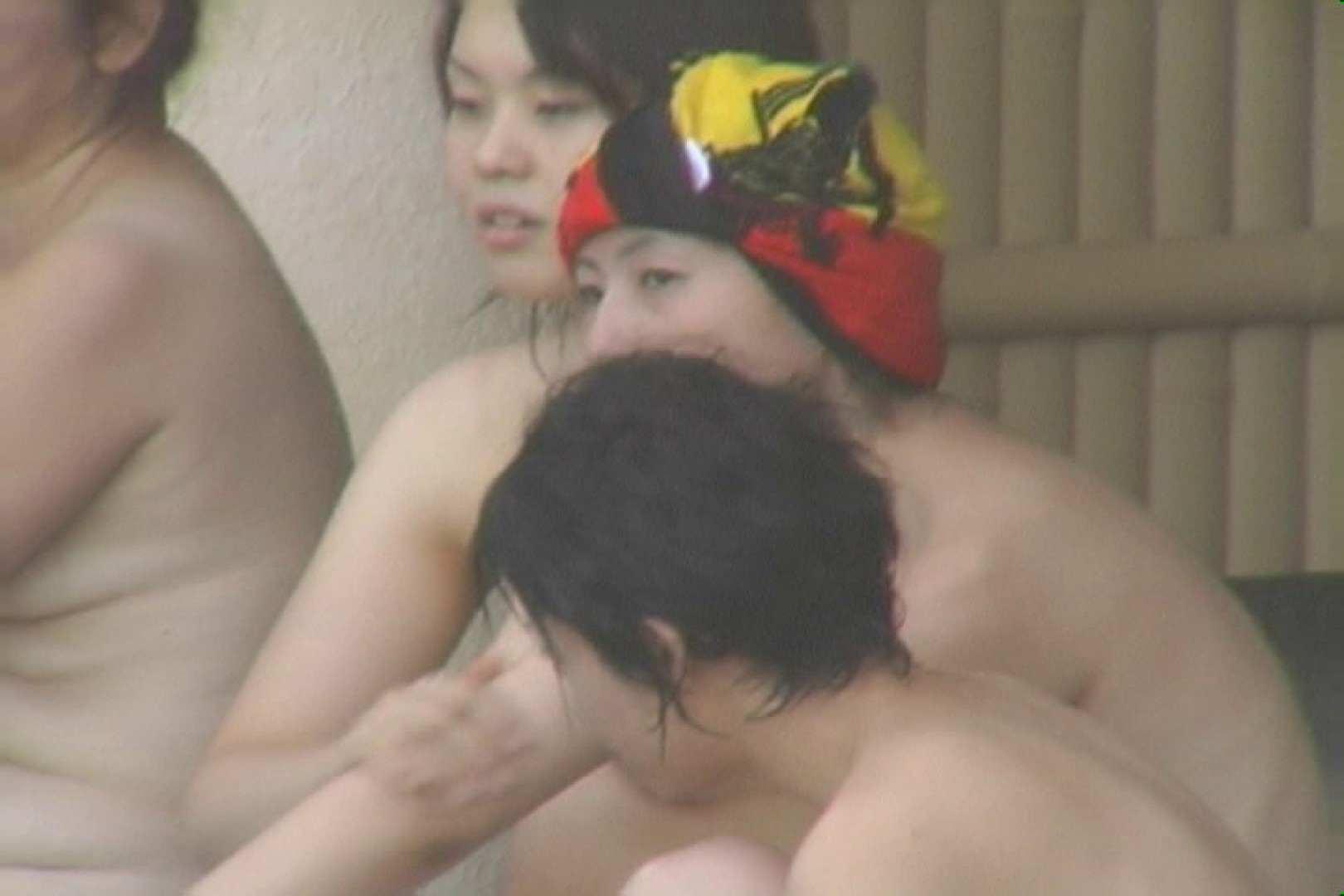Aquaな露天風呂Vol.61【VIP限定】 露天 エロ無料画像 89連発 27