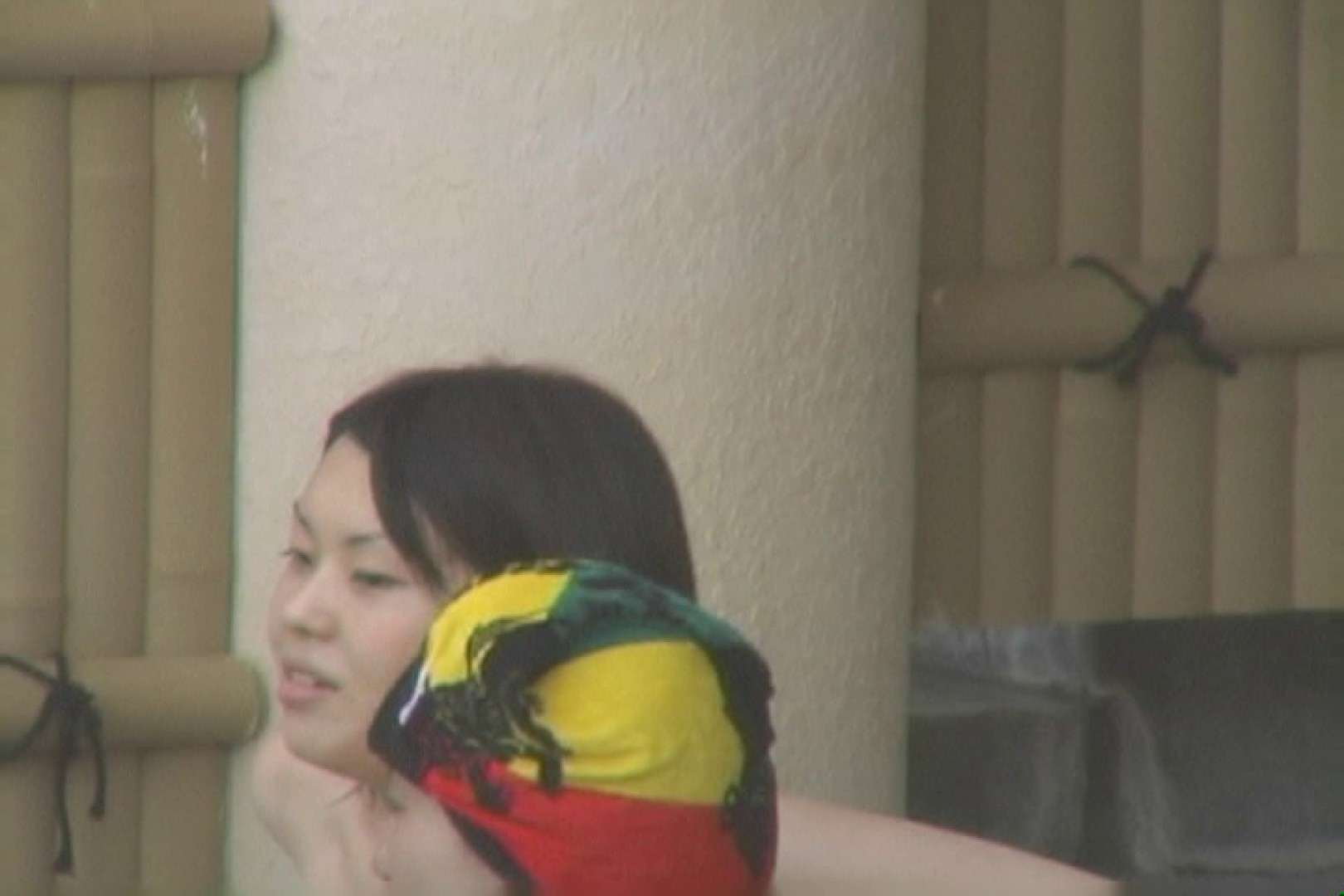 Aquaな露天風呂Vol.61【VIP限定】 いやらしいOL エロ無料画像 89連発 70