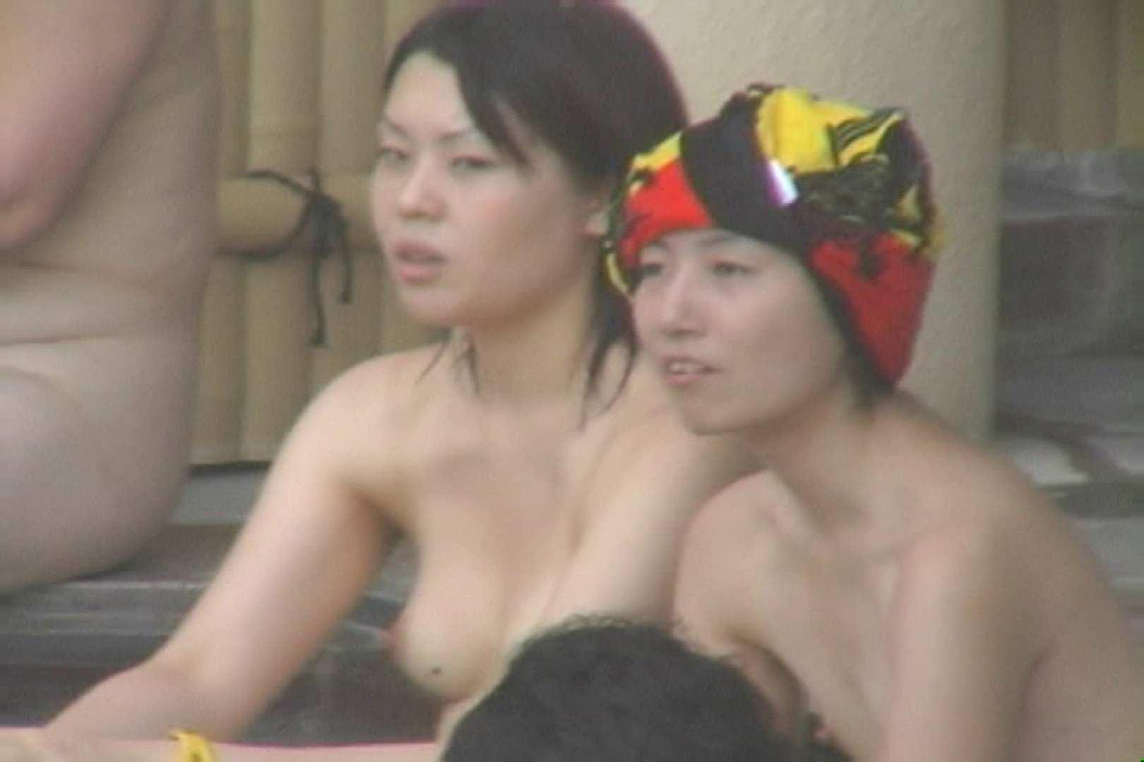 Aquaな露天風呂Vol.61【VIP限定】 いやらしいOL エロ無料画像 89連発 82