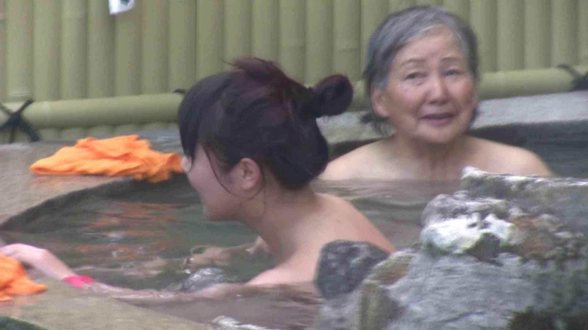 Aquaな露天風呂Vol.118 0 | 露天  85連発 17