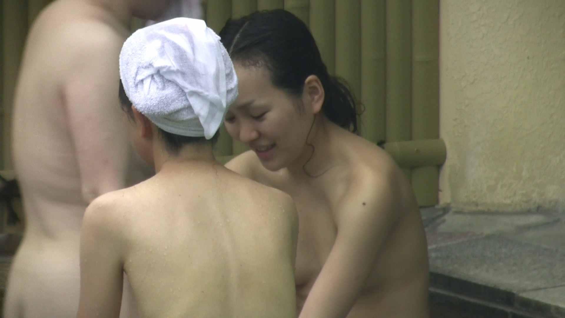 Aquaな露天風呂Vol.129 露天 スケベ動画紹介 25連発 4