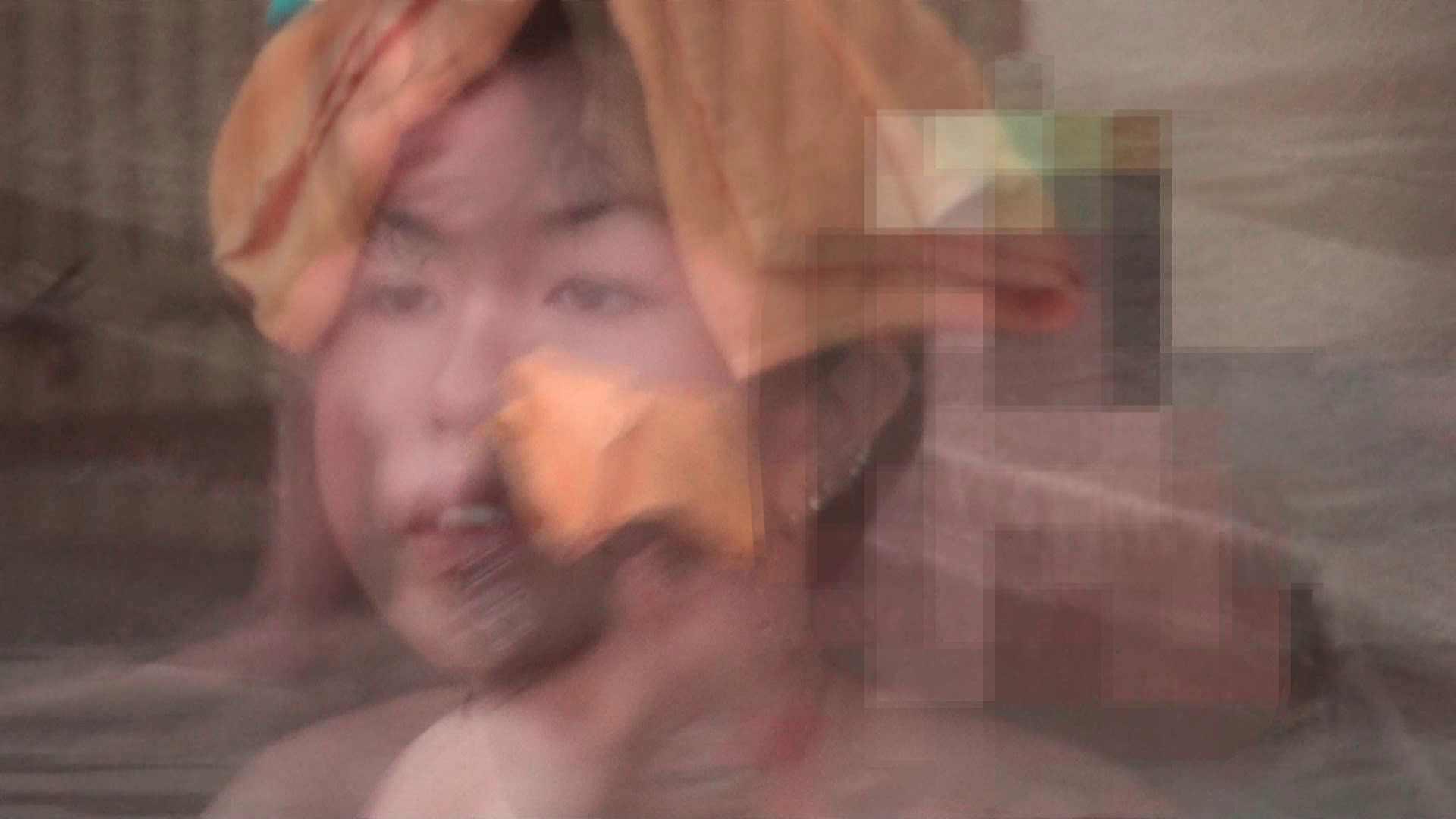 Aquaな露天風呂Vol.135 いやらしいOL 盗撮動画紹介 67連発 10