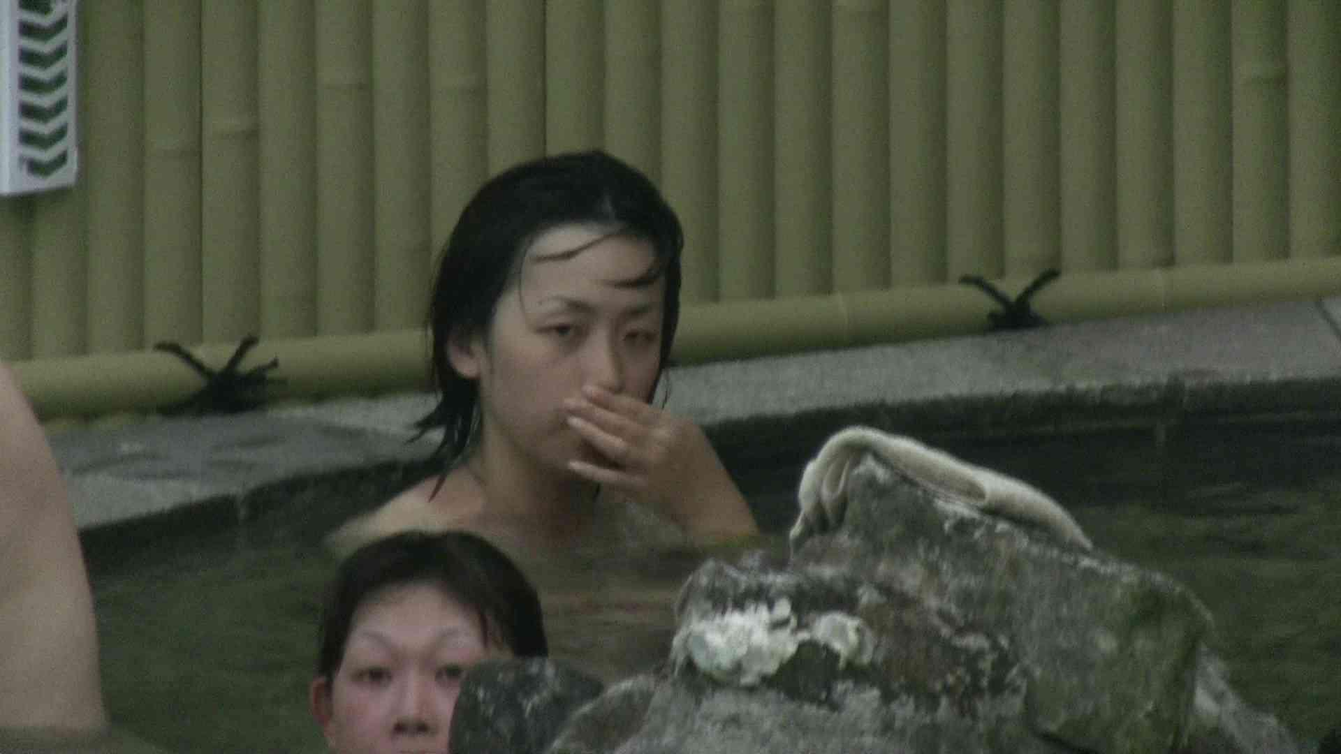 Aquaな露天風呂Vol.170 0   いやらしいOL  65連発 1
