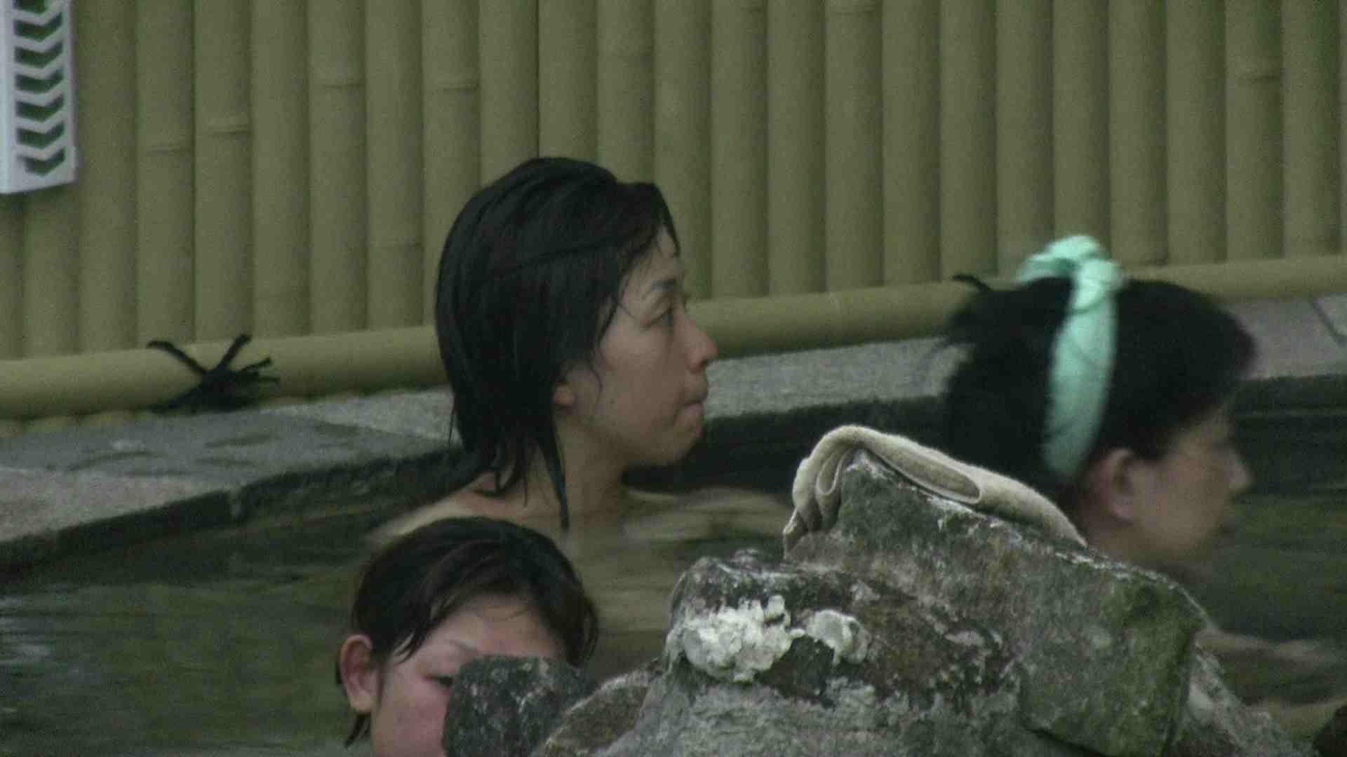 Aquaな露天風呂Vol.170 0   いやらしいOL  65連発 21