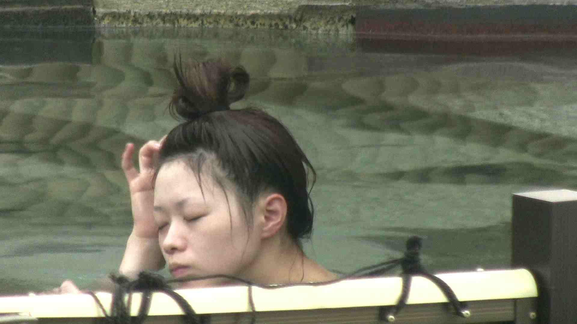 Aquaな露天風呂Vol.189 いやらしいOL | 0  90連発 25