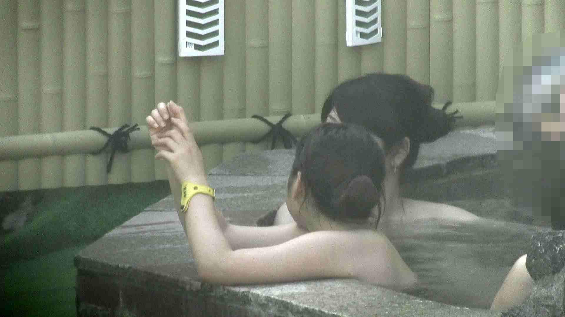 Aquaな露天風呂Vol.206 露天 エロ画像 59連発 27