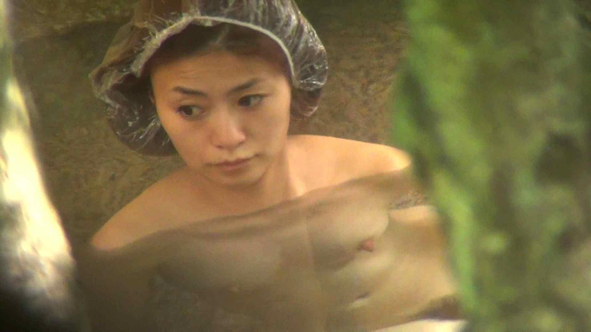 Aquaな露天風呂Vol.264 いやらしいOL ぱこり動画紹介 100連発 18