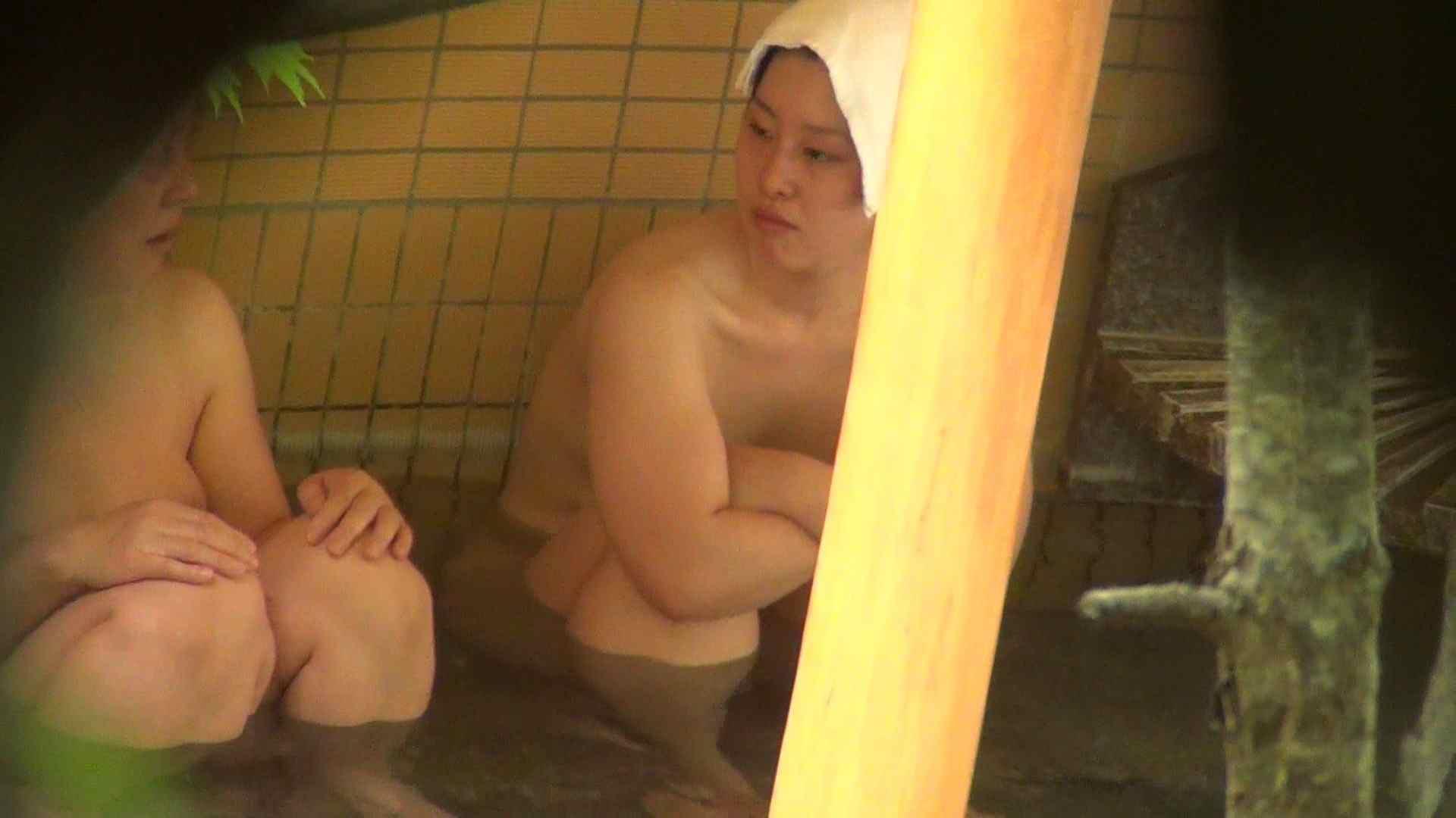 Aquaな露天風呂Vol.264 盗撮大放出 ぱこり動画紹介 100連発 99