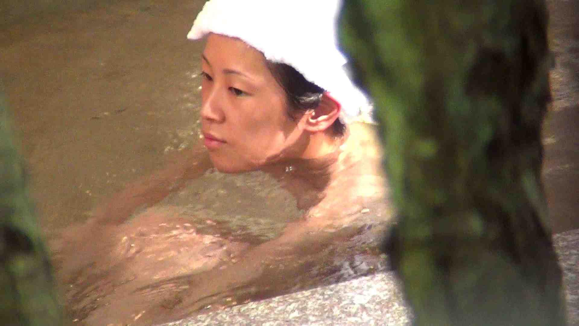 Aquaな露天風呂Vol.281 露天 女性器鑑賞 60連発 44