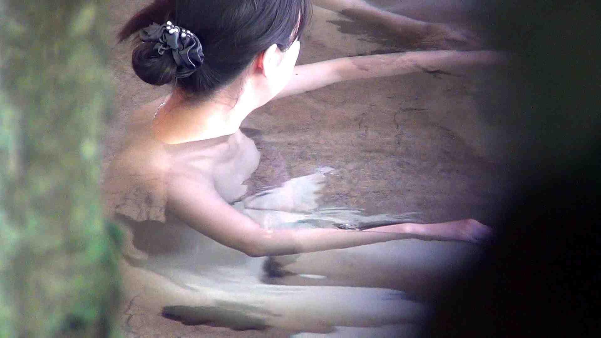 Aquaな露天風呂Vol.285 露天 のぞき動画キャプチャ 27連発 24