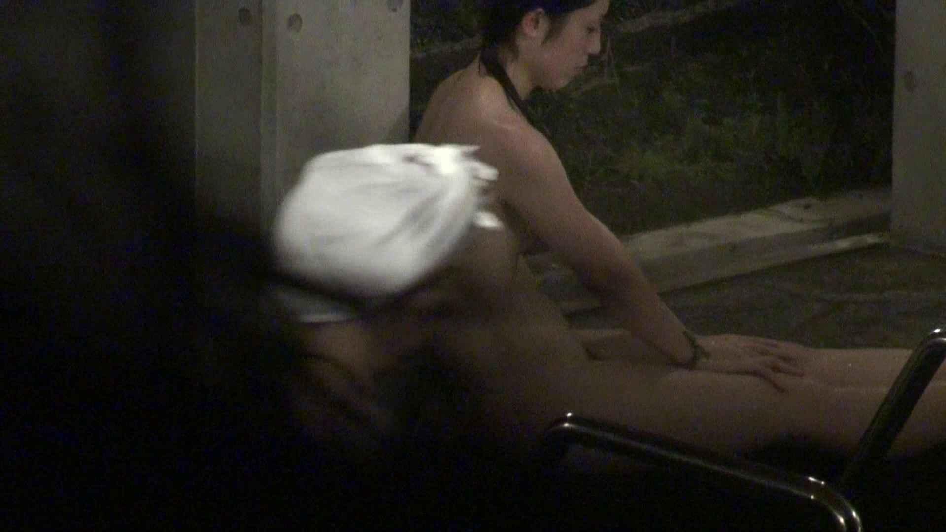 Aquaな露天風呂Vol.344 いやらしいOL セックス画像 75連発 72