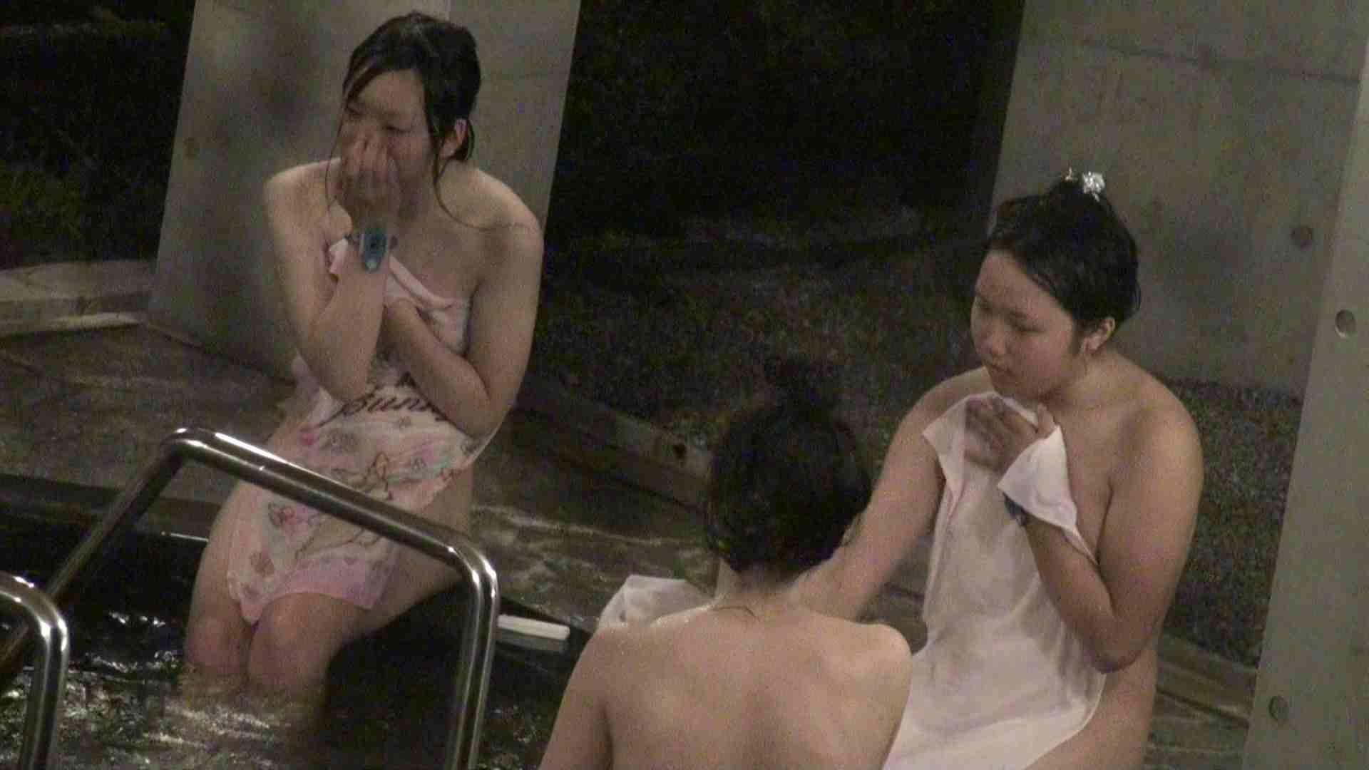 Aquaな露天風呂Vol.383 いやらしいOL 性交動画流出 79連発 52