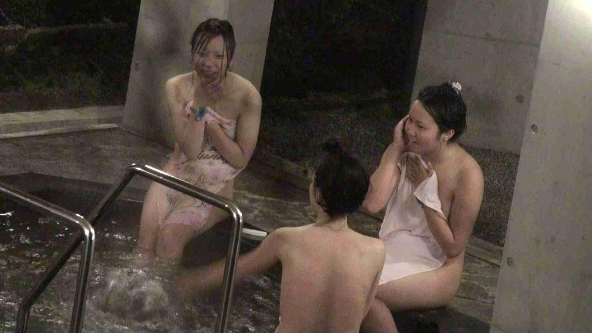Aquaな露天風呂Vol.383 いやらしいOL 性交動画流出 79連発 57