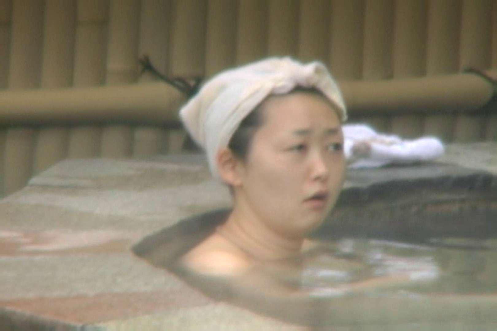 Aquaな露天風呂Vol.564 いやらしいOL   露天  49連発 19