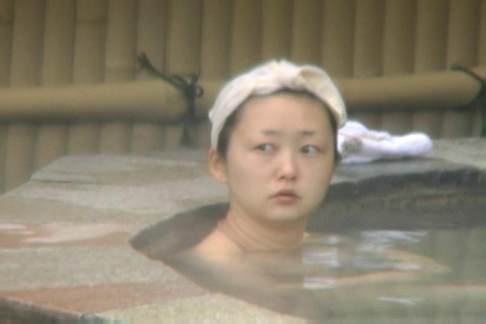 Aquaな露天風呂Vol.564 いやらしいOL   露天  49連発 34