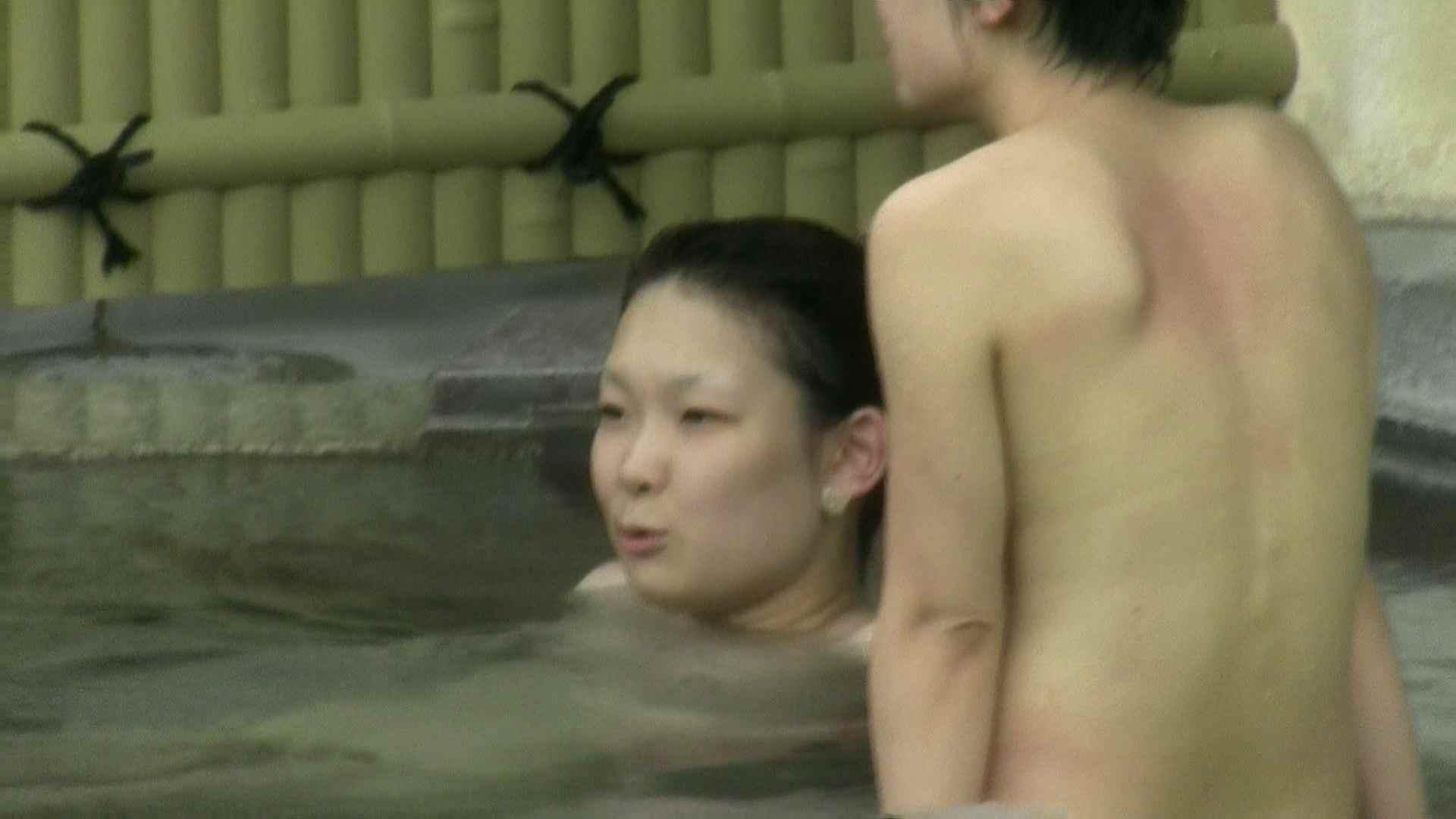 Aquaな露天風呂Vol.670 露天 戯れ無修正画像 81連発 59