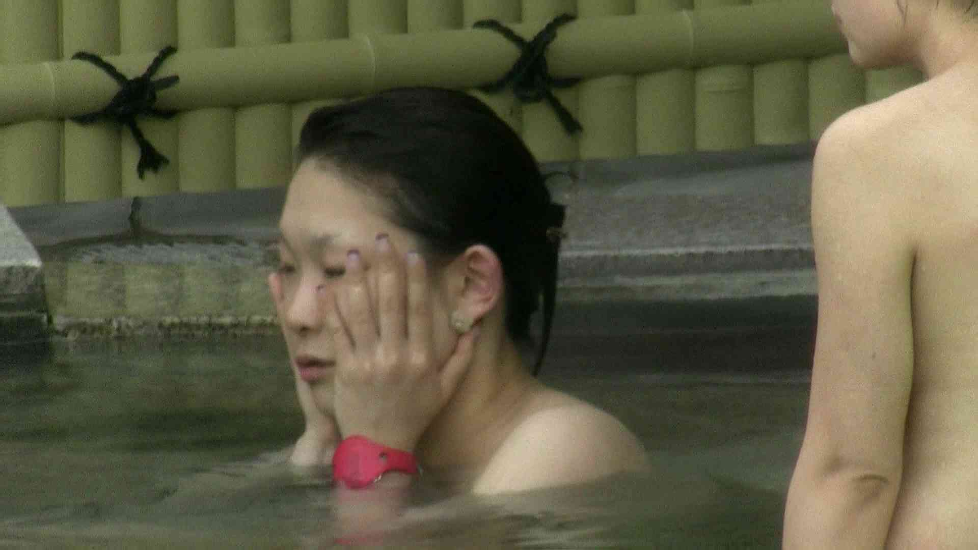 Aquaな露天風呂Vol.670 露天 戯れ無修正画像 81連発 64
