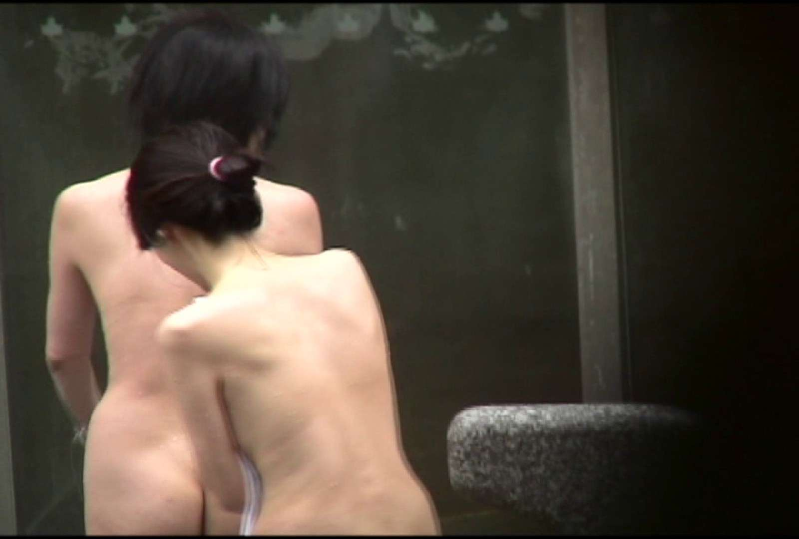 Aquaな露天風呂Vol.699 いやらしいOL セックス画像 91連発 47