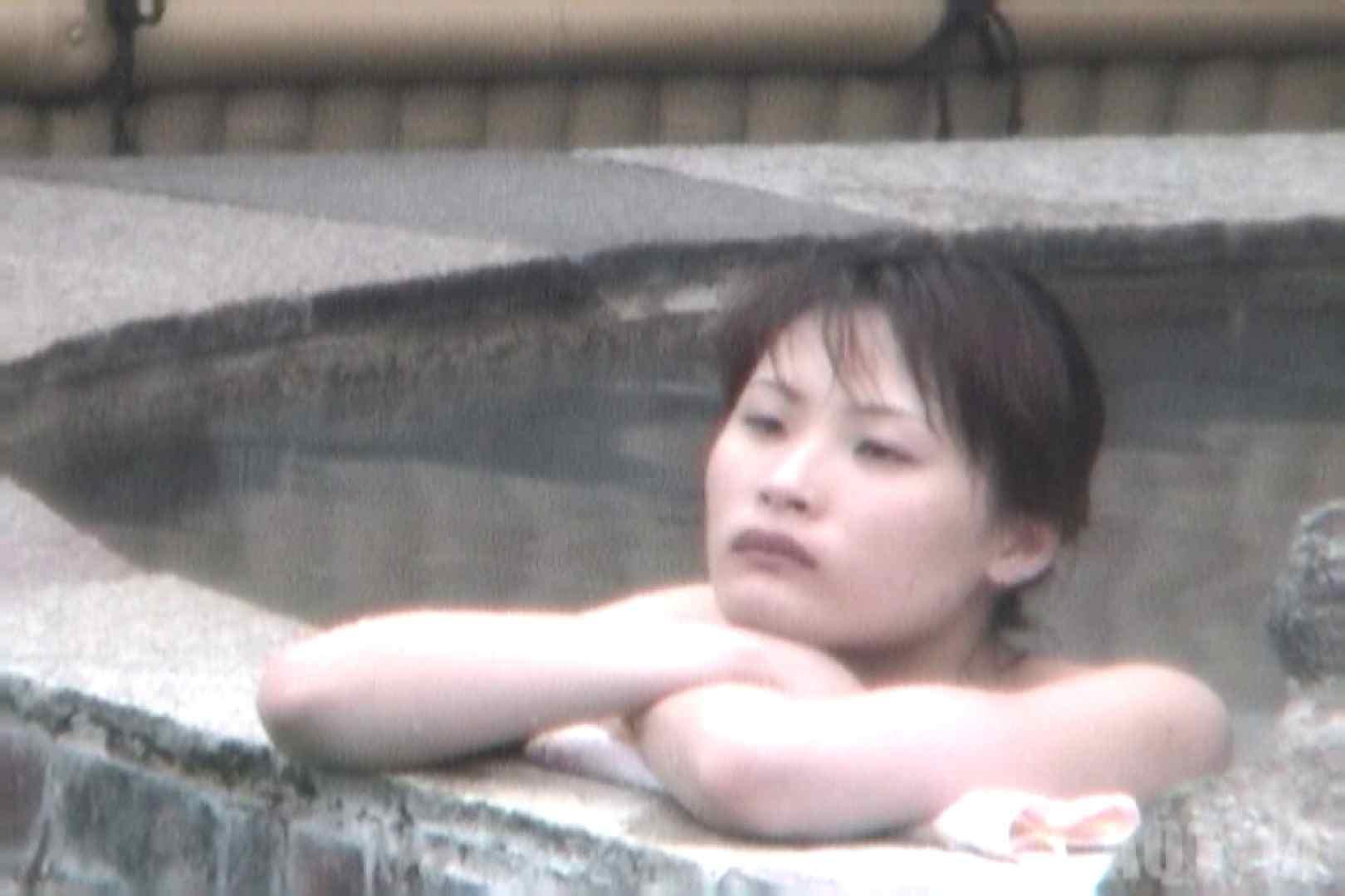 Aquaな露天風呂Vol.822 いやらしいOL | 0  98連発 33