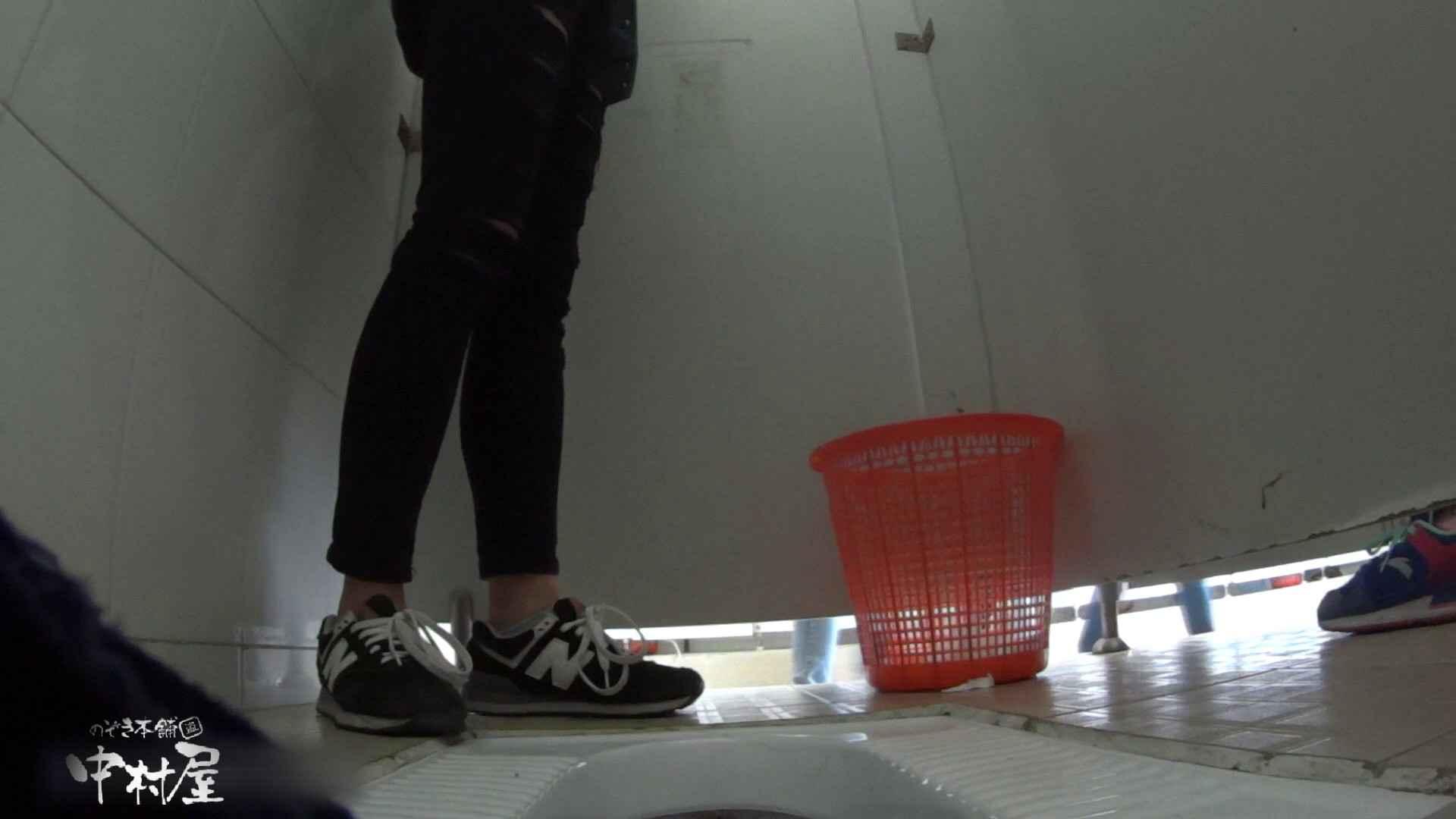 色気のある眼鏡さんの放nyo大学休憩時間の洗面所事情28 洗面所 オマンコ動画キャプチャ 91連発 27
