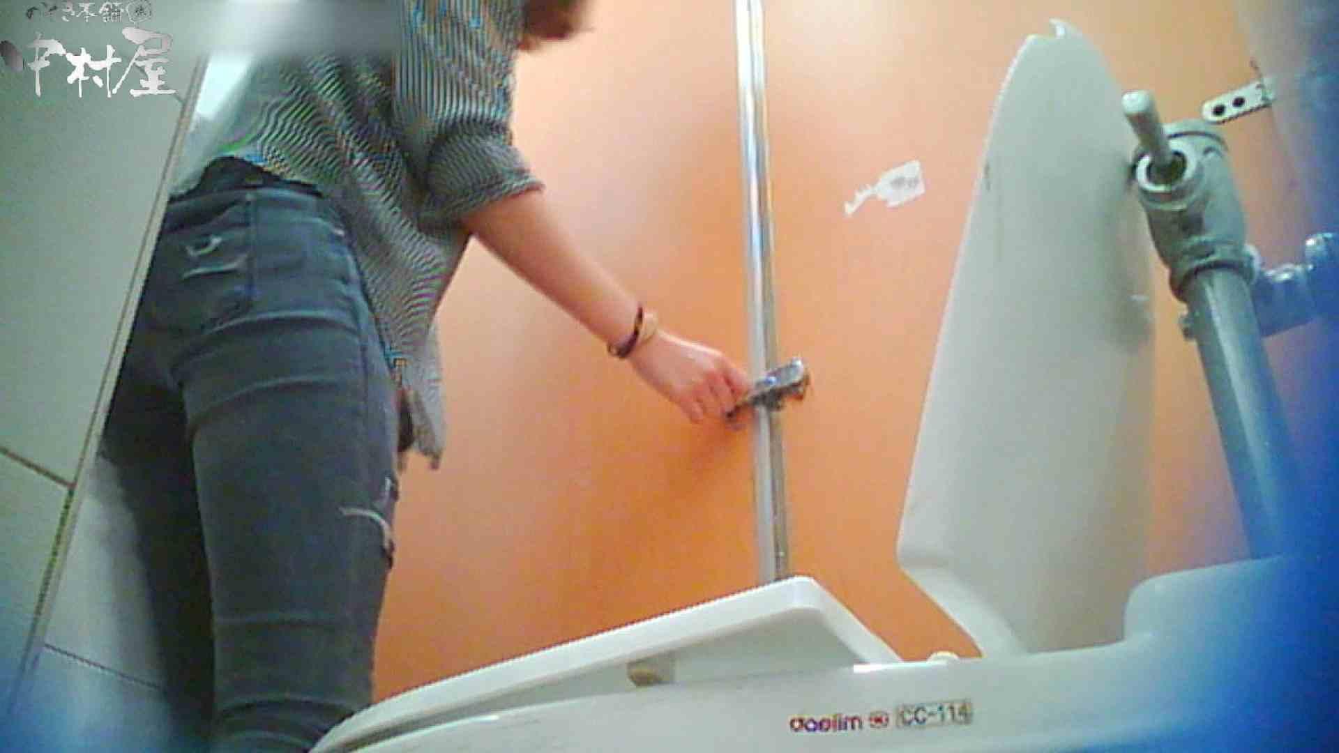 韓流トイレ盗撮vol.13 トイレの中の女の子   0  99連発 56