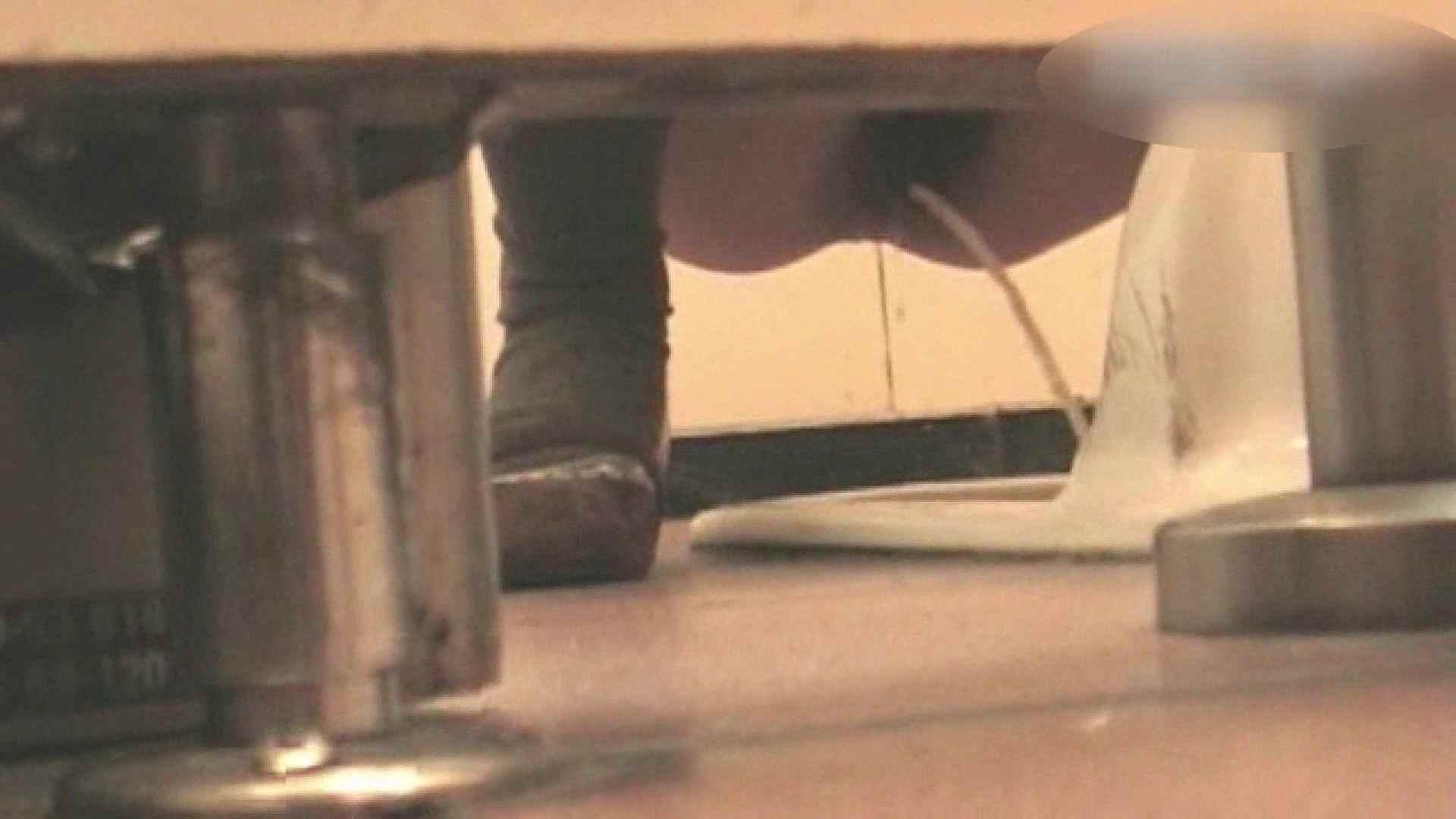 ロックハンドさんの盗撮記録File.04 黄金水 | パンティ  20連発 1