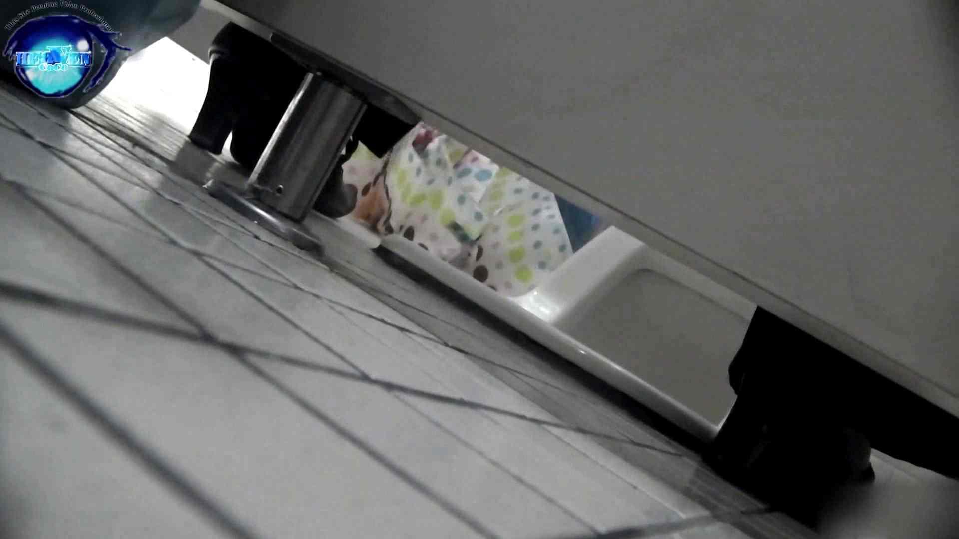 お銀さんの「洗面所突入レポート!!」 vol.54 エロすぎる捻り?前編 洗面所 SEX無修正画像 54連発 33