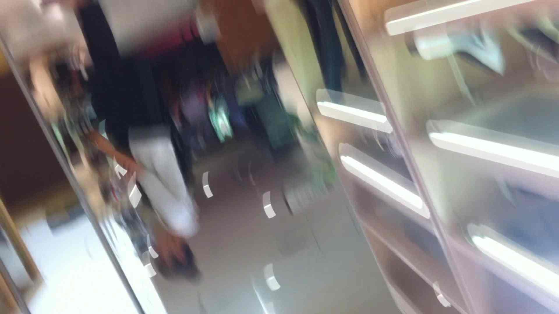 フルHD ショップ店員千人斬り! 大画面ノーカット完全版 vol.63 お姉さんの胸チラ  45連発 18